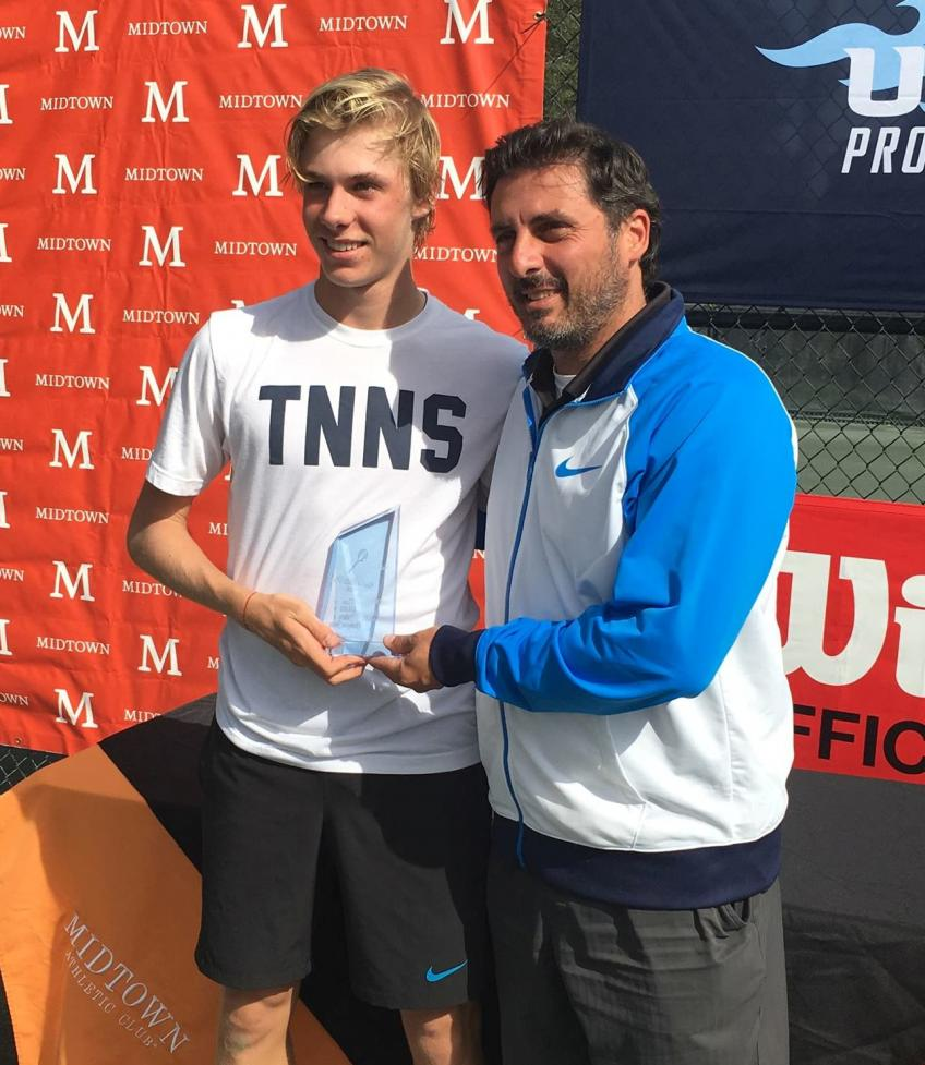 Adriano Fuorivia to captain Canada at ATP Cup