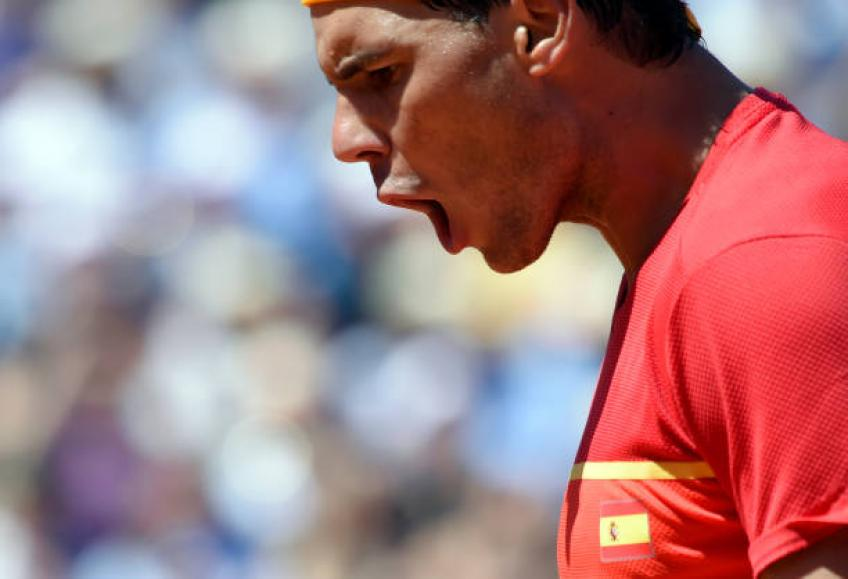 'Davis Cup is special. Look at Rafael Nadal' - Mathieu