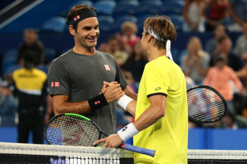 'David Ferrer was great in the era of giants Roger Federer and Rafael Nadal'