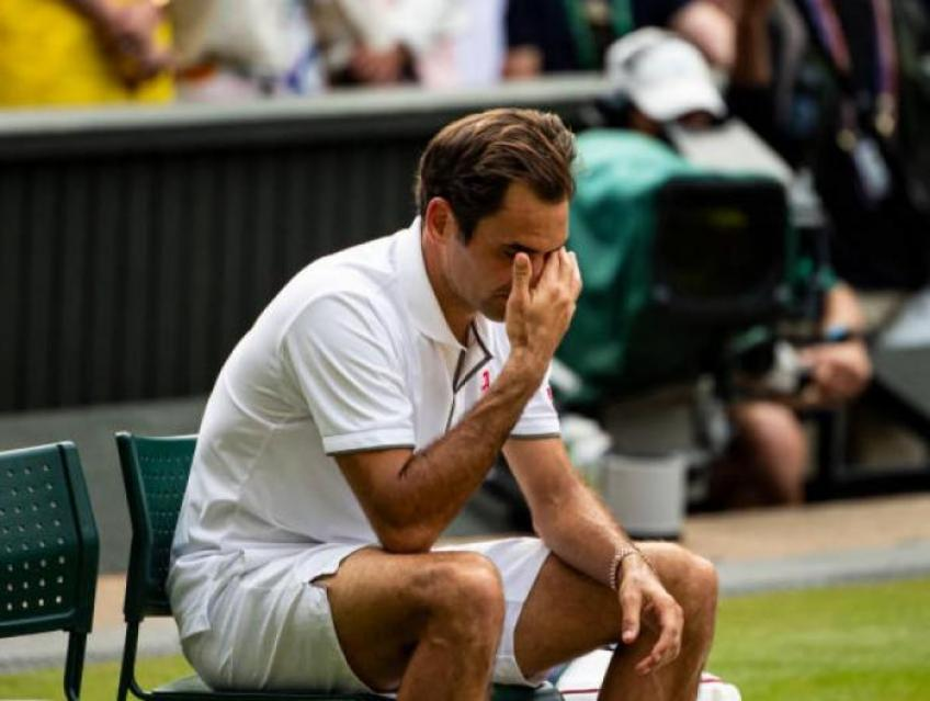 Robert Federer: We suffered in London this year