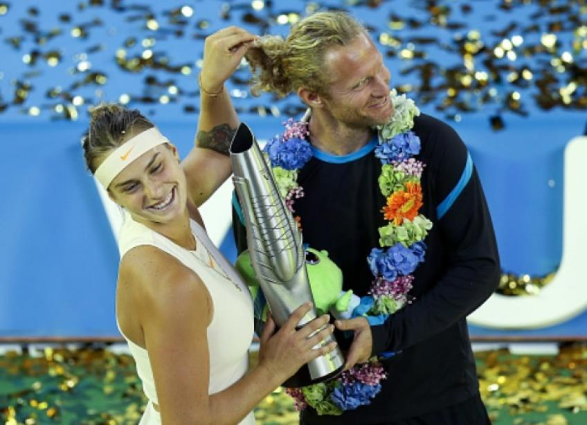 Aryna Sabalenka Speaks About Coaching Relationship with Dmitry Tursunov