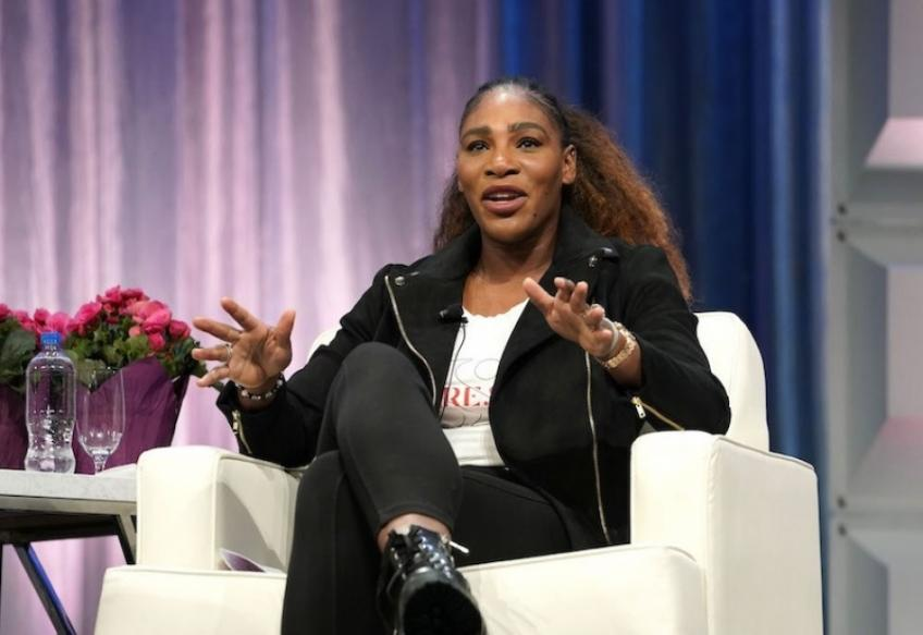 Serena Williams: I Always Believe in Making the First Move