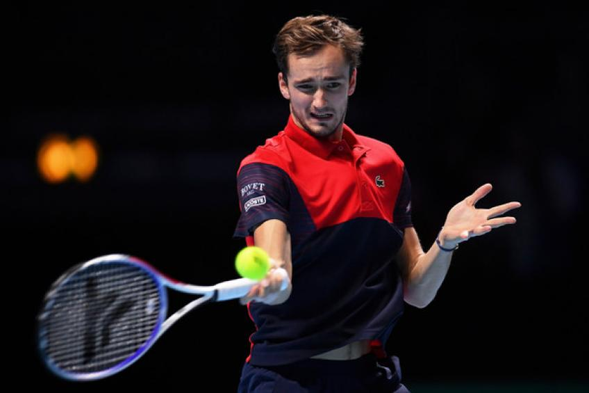 Daniil Medvedev earns Silver doe award with other top-tier Russian athletes