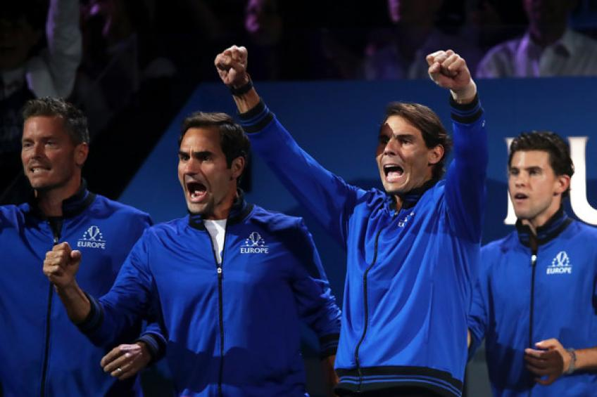 Roger Federer: 'I can't wait for Cape Town match against Rafael Nadal'