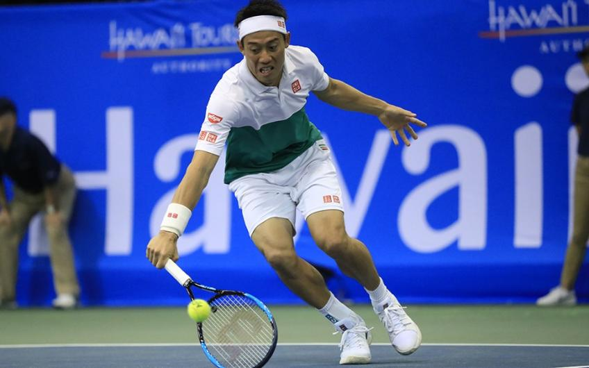 Hawaii Open CEO & CFO speaks extremely highly of Kei Nishikori