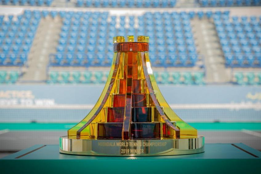 Mubadala Tennis World Championships: How much does a winner get?