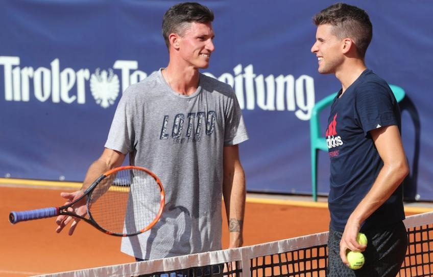Dennis Novak: I thought Dominic Thiem was arrogant before I got to know him