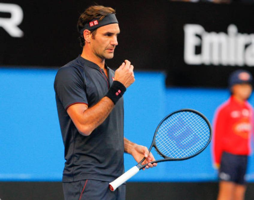 No issue if/when Rafael, Novak break my record - Federer
