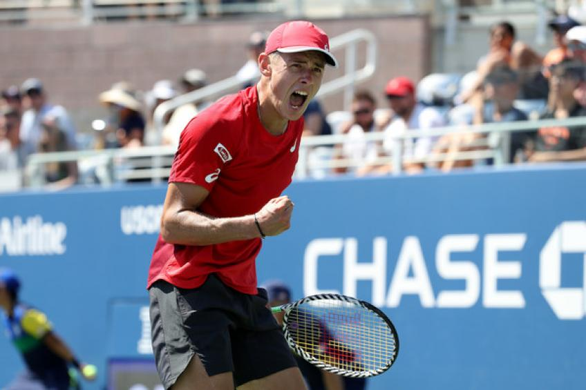 Alex de Minaur hopes to stay healthy in 2020 and chase ranking progress