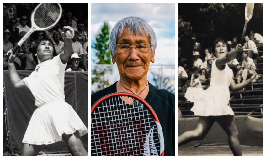 Ruia Morrison, Fist Maori to Play at Wimbledon, to be Honoured with a Cloak