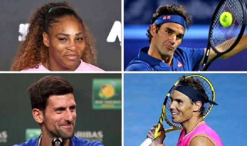 Serena Williams Finishes Ahead of Big 3 in Poll for Best Athlete of Decade