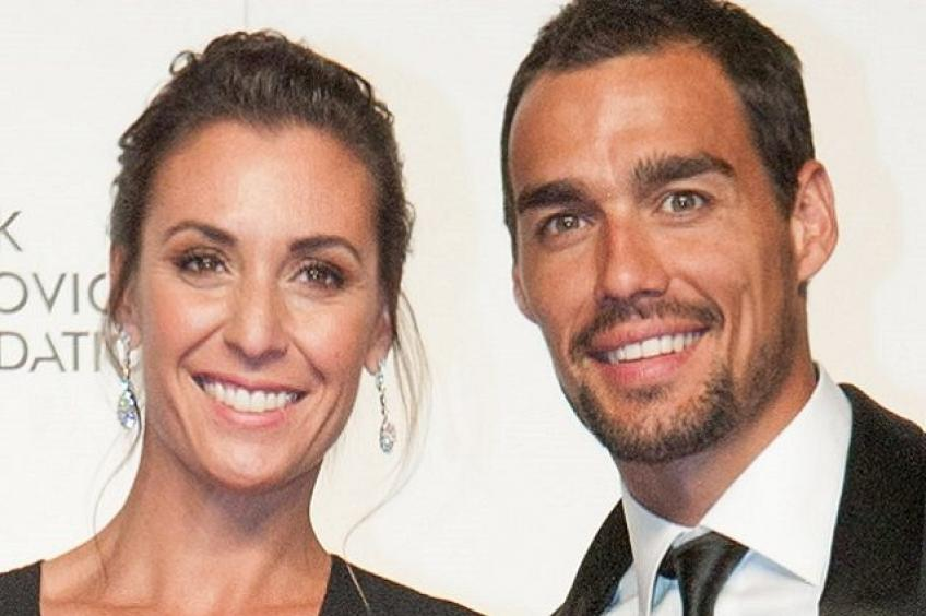Fabio Fognini and Flavia Pennetta Become Parents for the Second Time