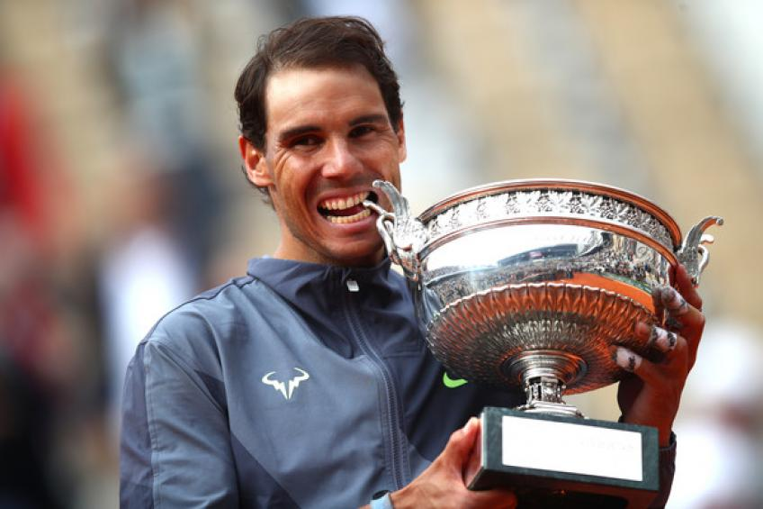 Rafael Nadal grabs ultimate ATP honor after stellar season