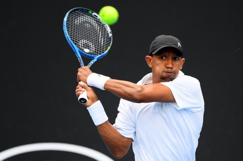 South-African doubles star Raven Klaasen speaks on ATP Cup