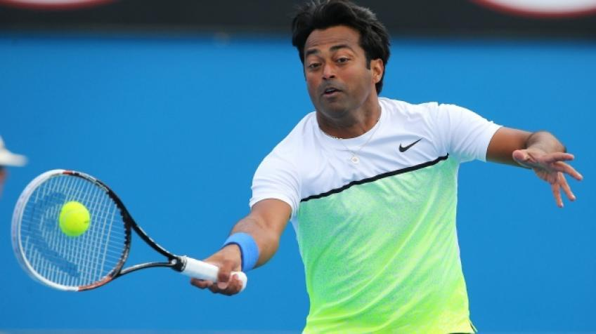 Leander Paes, 46, set to retire next year