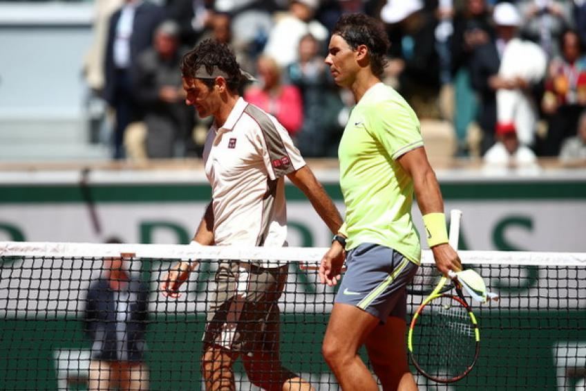 Roger Federer vs. Rafael Nadal - 2019 Grand Slam rivalry that went to..