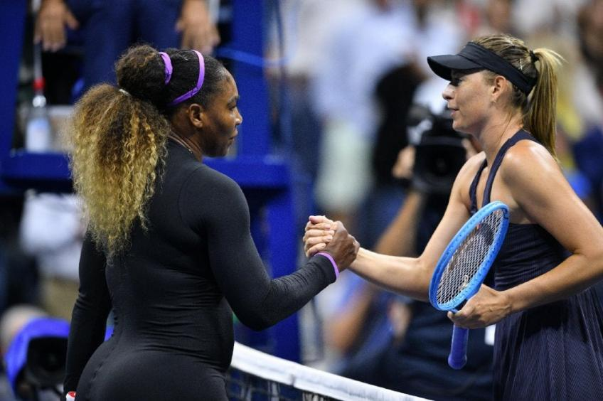We want Serena Williams and Maria Sharapova's rivalry back