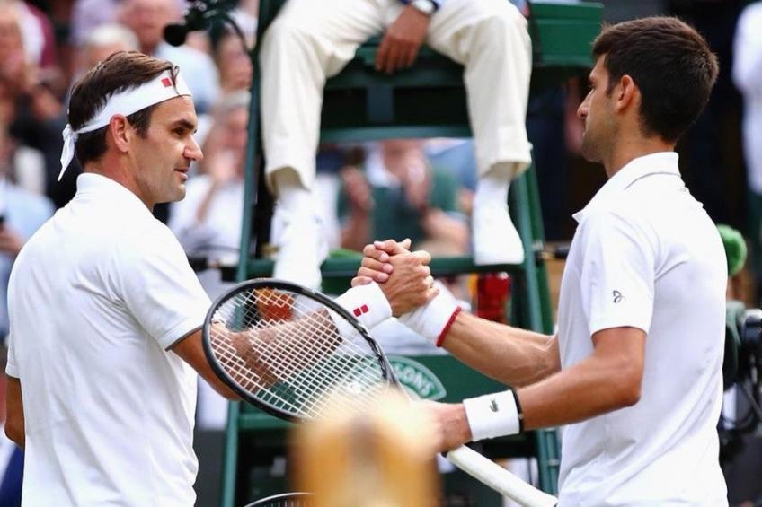 Roger Federer - Novak Djokovic: mental strength or slowdown of Wimbledon lawns?