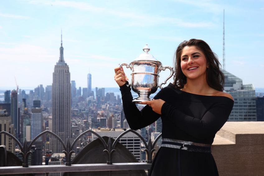 Bianca Andreescu grabs Canadian Press female athlete of the year honor