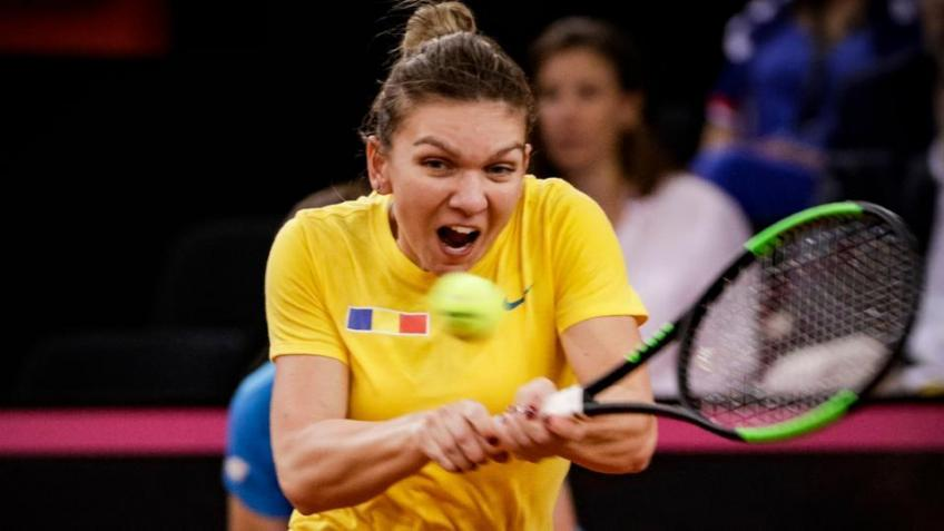 Romania's Simona Halep Will Skip Fed Cup in 2020 to Concentrate on Olympics