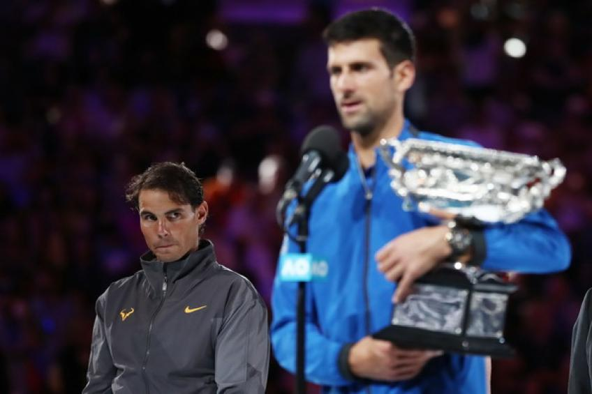 Rafael Nadal: 'Novak Djokovic loss in Melbourne wasn't the worst moment of 2019'