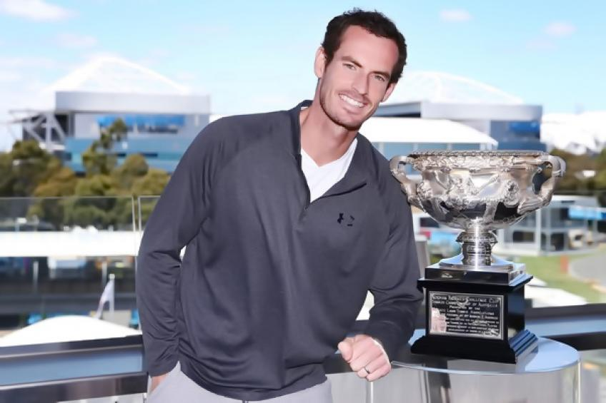 Five-time Australian Open finalist Andy Murray pulls out of Melbourne