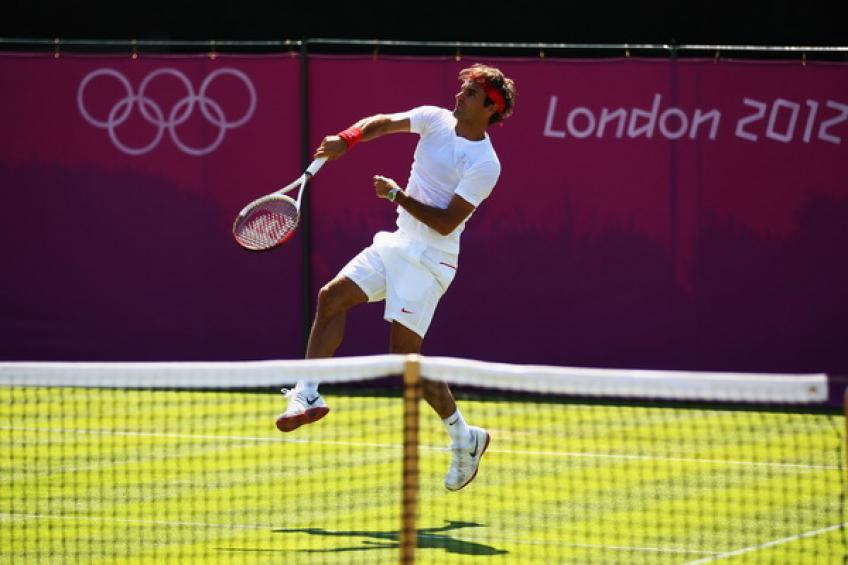 Roger Federer: 'I want to chase gold medal in Tokyo next year'