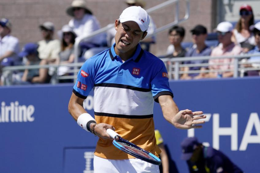 Kei Nishikori withdraws from ATP Cup. Will not challenge Nadal and Djokovic