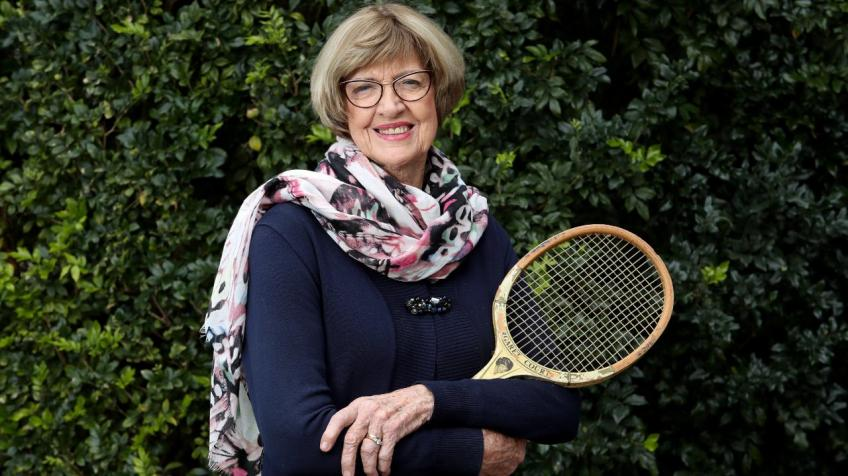 Margaret Court Makes Controversial Sermon Ahead of Australian Open Recognition