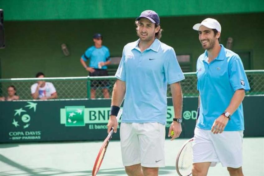 Pablo Cuevas is Looking Forward to Playing the ATP Cup with His Brother