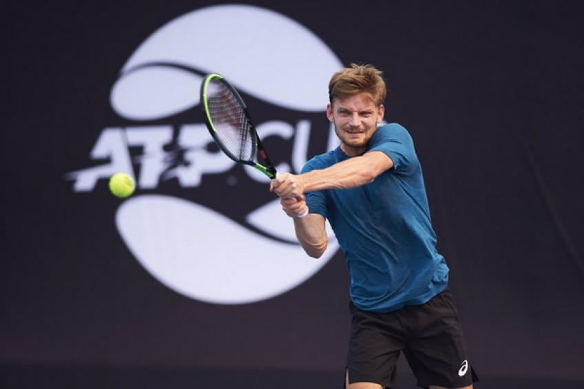 David Goffin: 'ATP Cup allows you to play for your country and chase ATP points'