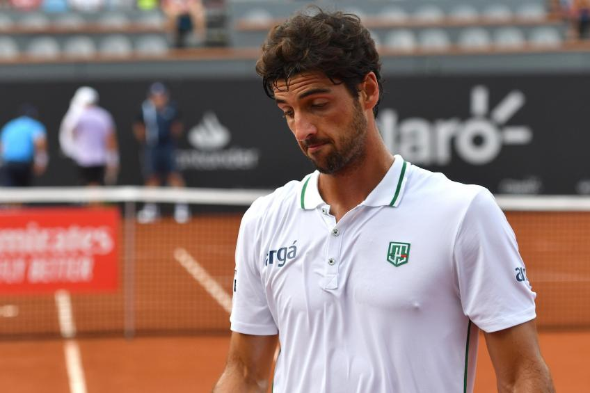 Thomaz Bellucci reveals the difficulties after his suspension for doping