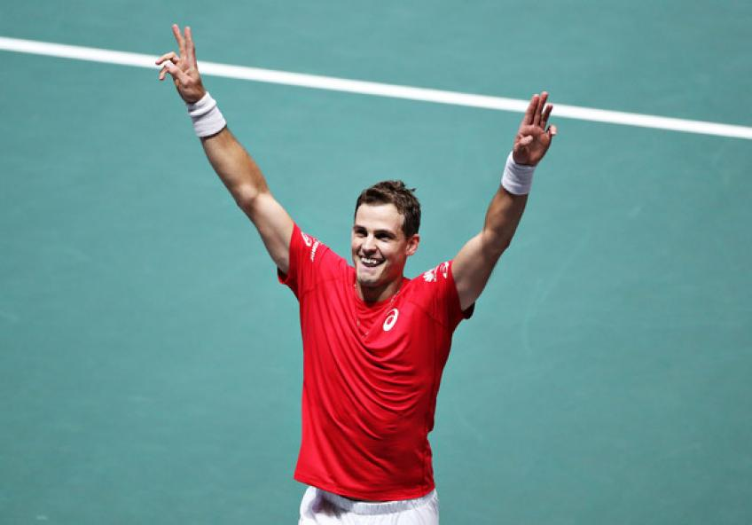 Vasek Pospisil: I'll be looking at the Surgery as a Blessing in Disguise