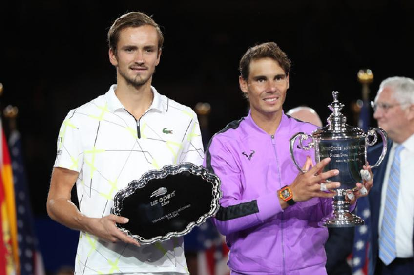 Daniil Medvedev seeks Major crown in 2020 after stellar US Open run