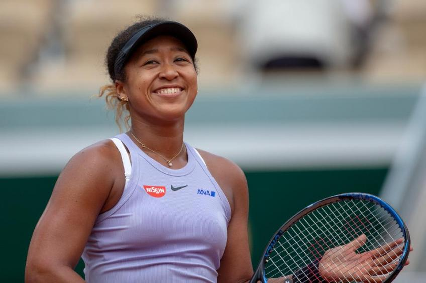 Naomi Osaka: I like to try Break History, or Make History