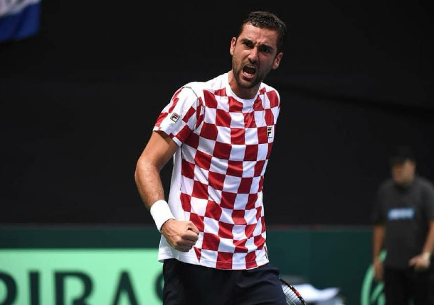 Marin Cilic hopes Croatian community in Sydney will come to Ken Rosewall Arena