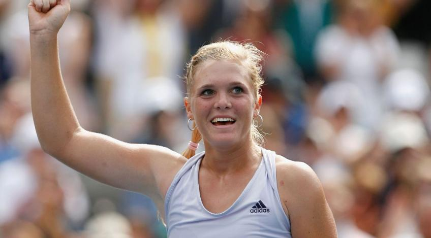 Melanie Oudin reveals when she started thinking about retirement