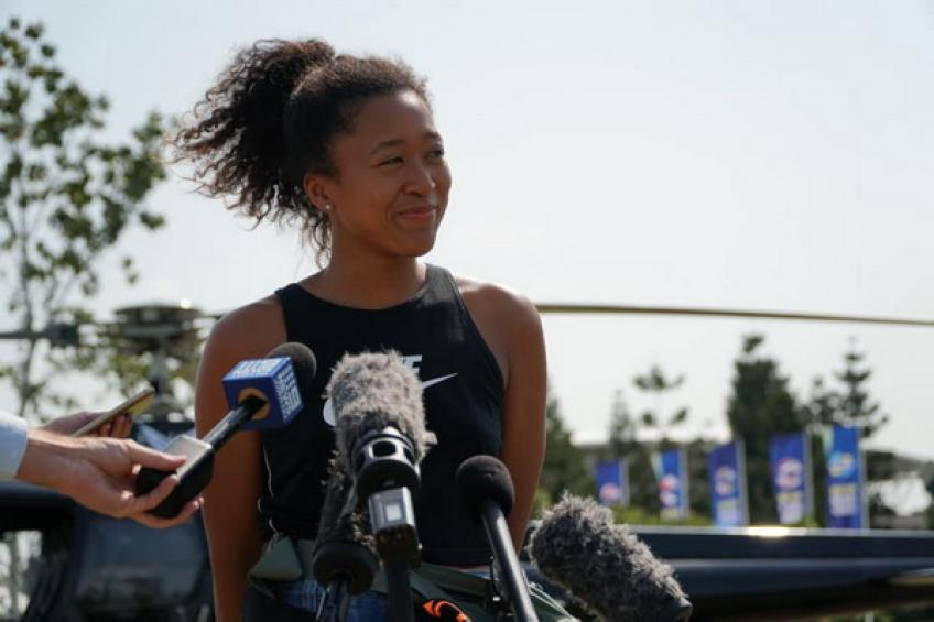 Naomi Osaka: 'I consider Australian Open my home Major, just like US Open'