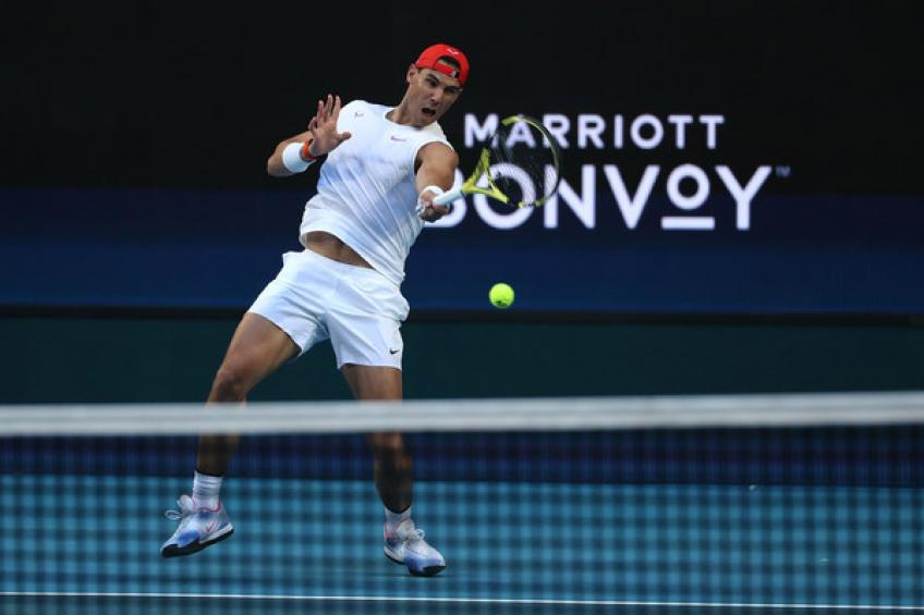 Rafael Nadal: 'Living outside Spain would never make me happy, I had to stay'