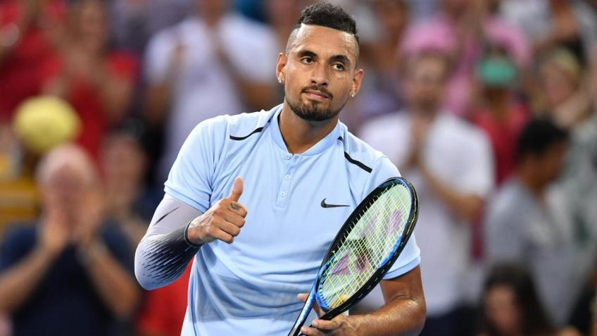 Nick Kyrgios speaks on donating $200 per ace