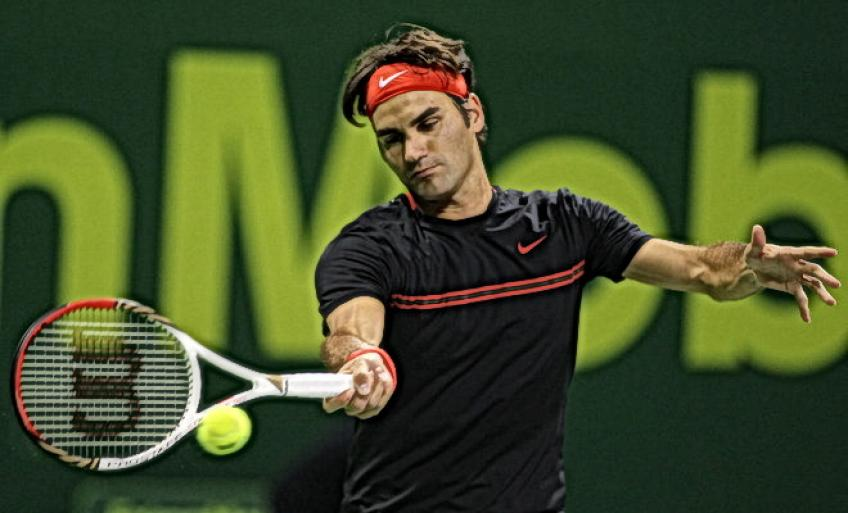 On this day: Roger Federer makes perfect start of the season in Doha