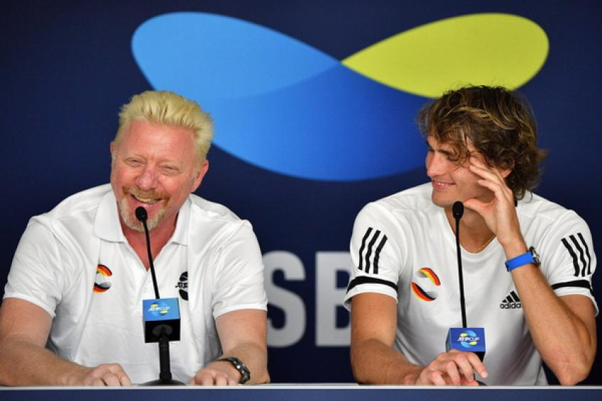 Alexander Zverev draws differences between ATP Cup and Davis Cup