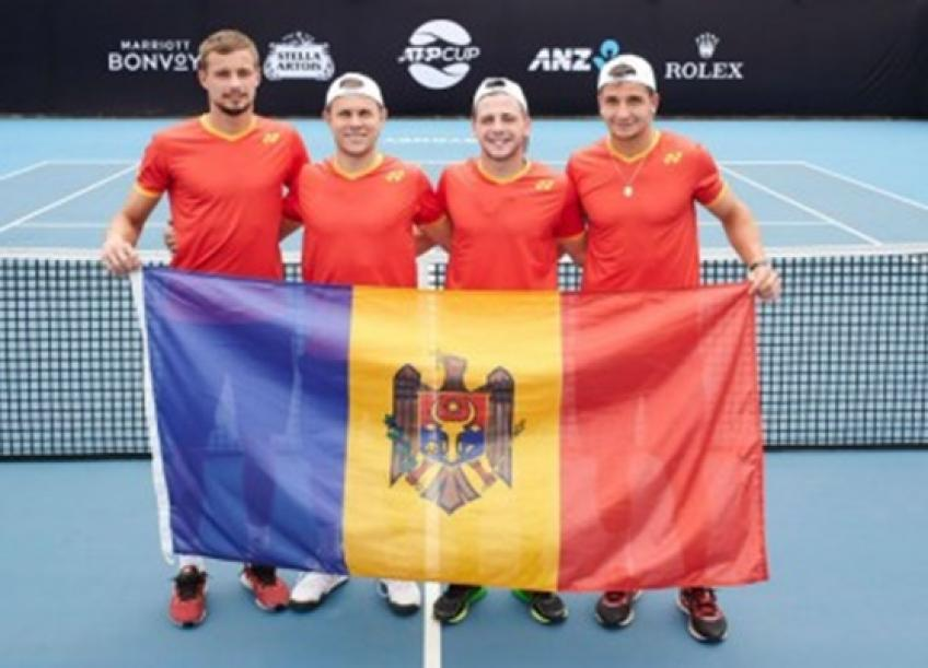 Players react to ATP Cup national anthem gaffe