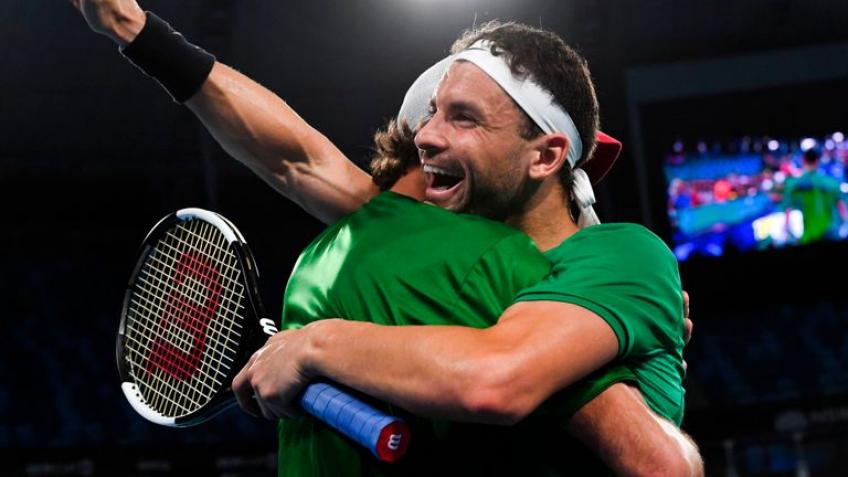 Canada earns spot in ATP Cup quarterfinals