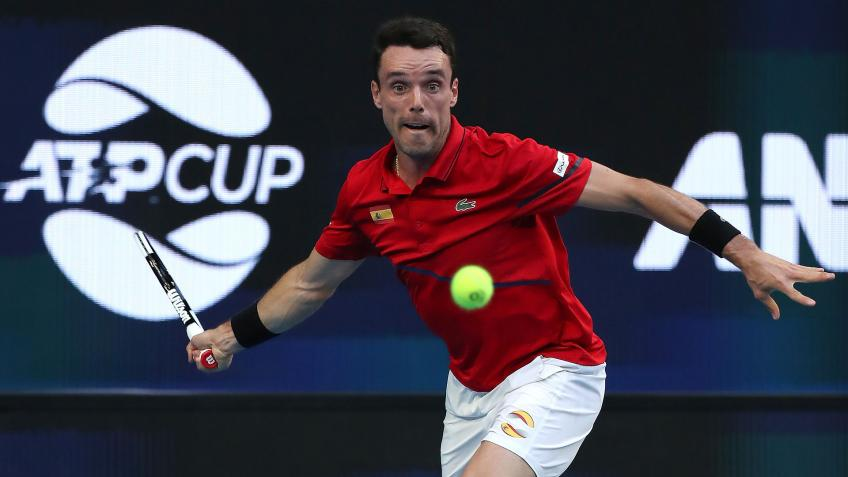 "Bautista Agut: ""It was a great start to the tournament"""