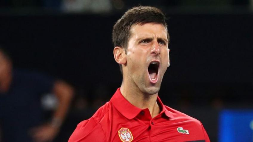 Novak Djokovic discusses his tough win over Kevin Anderson