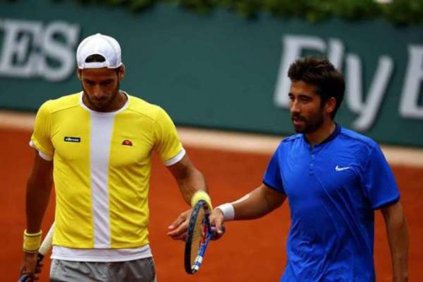 Feliciano Lopez and Marc Lopez Recall Their Friendship and Coaching Arrangement