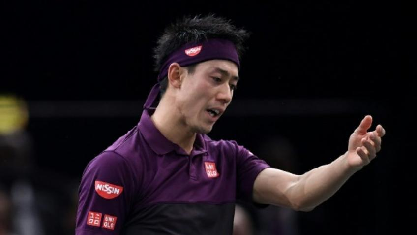 Kei Nishikori: I found some issues in my serve and forehand that caused elbow issues