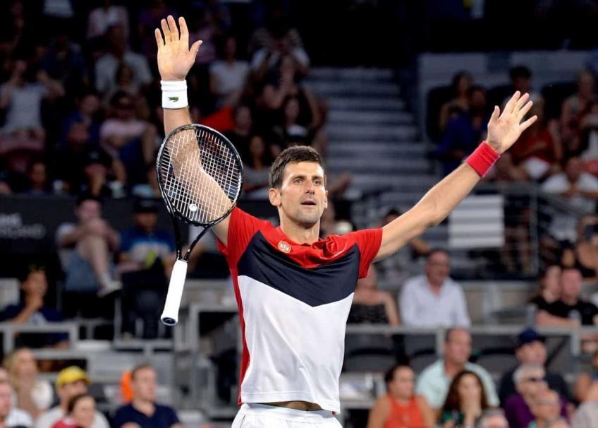Novak Djokovic: Sydney has got a big Serbian community