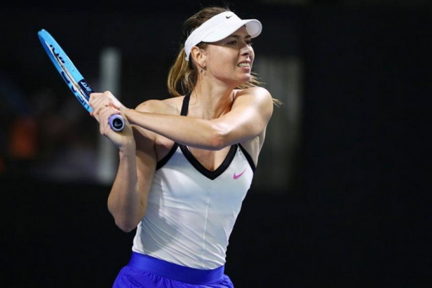 Former champion Maria Sharapova gets Australian Open wild card